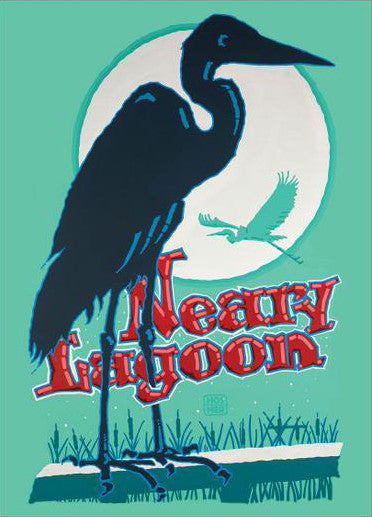 Neary Lagoon Poster