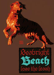 Seabright Beach Poster