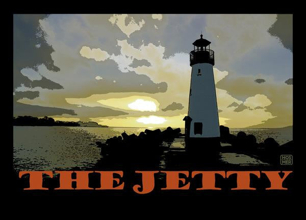 The Jetty Postcard
