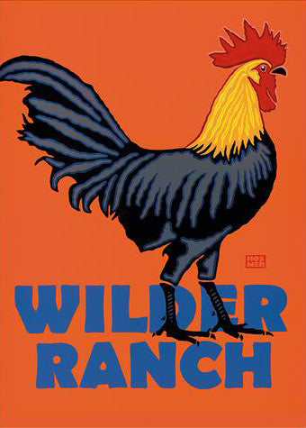 Wilder Ranch Poster