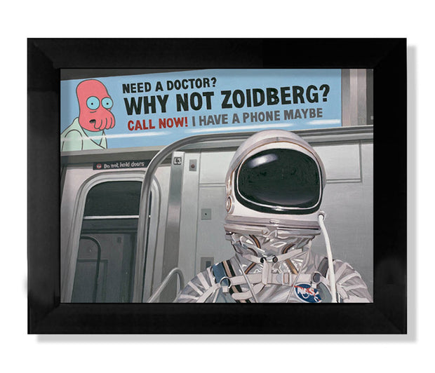 """Why Not Zoidberg?"" – The People's Print Shop"