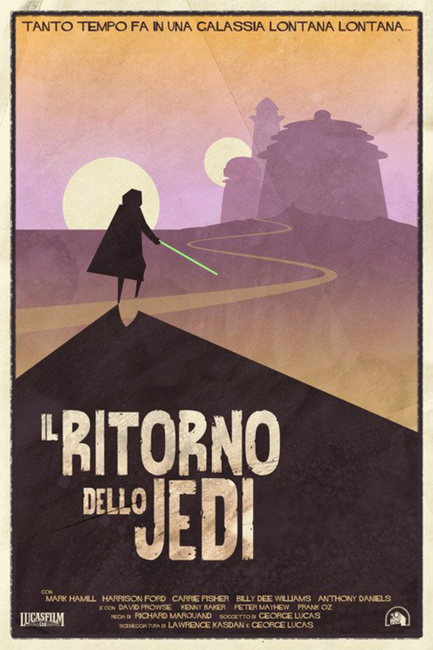 """Il Ritorno Dello Jedi (The Return of the Jedi)"""
