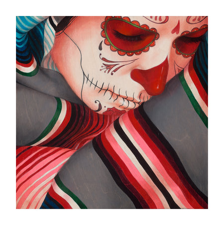 """Serape, Grey"" (Artist's Proof)"