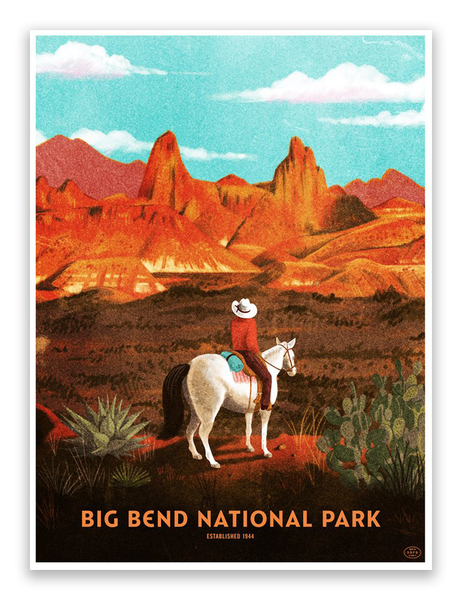 """Big Bend National Park"""