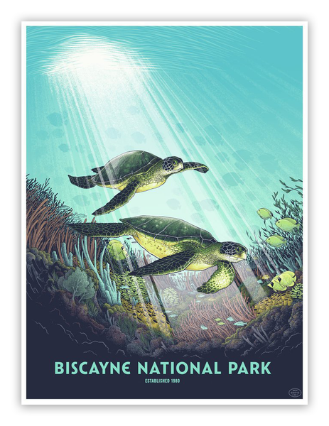 """Biscayne National Park"""