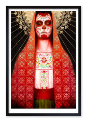 """La Virgin de la Soledad"" (Artist's Proof)"