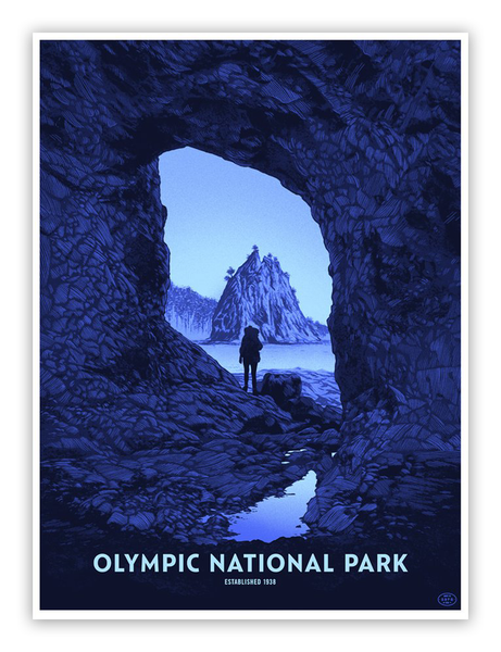 """Olympic National Park"""