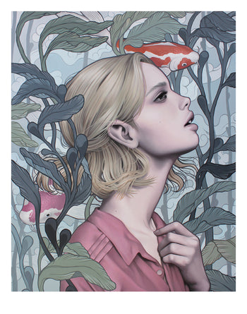 Pond Dreams by Sarah Joncas
