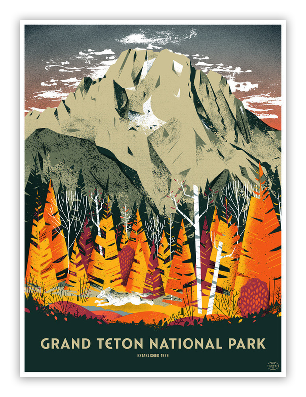 """Grand Teton National Park"""