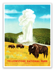 """Yellowstone National Park"""