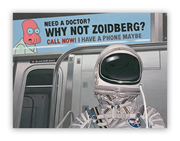 """Why Not Zoidberg?"""