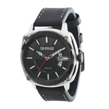 Load image into Gallery viewer, ALPHA DMC WATCH: Men's Black Wristwatch - The Watch Arcade