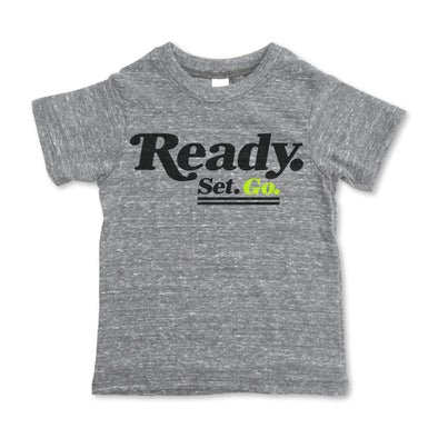 Ready. Set. Go. Tee