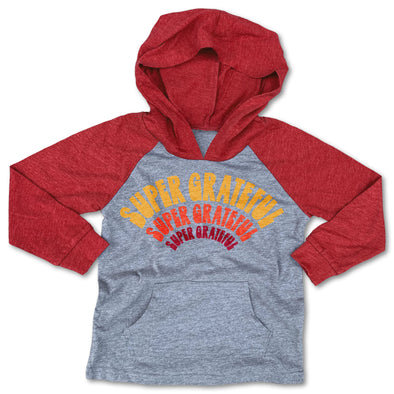 Super Grateful Hooded Tee