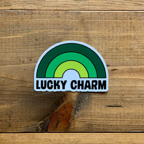 Lucky Charm Sticker