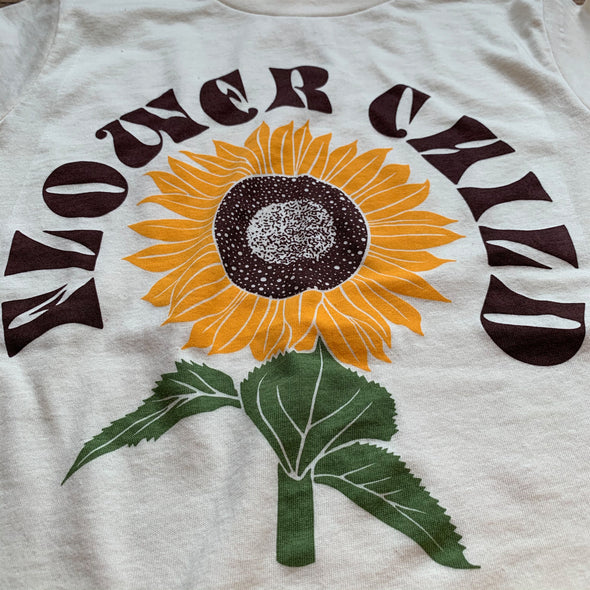 Flower Child Adult Tee