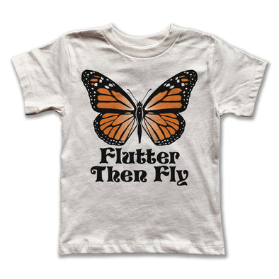 Flutter Then Fly Tee