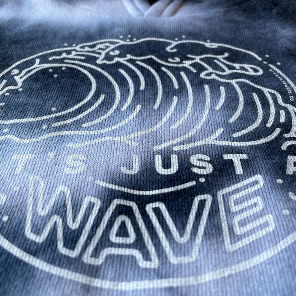 It's Just a Wave Pullover Hoodie