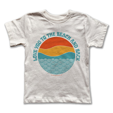 Beach and Back Tee