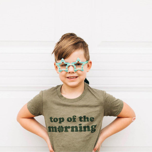 Top of the Morning Tee