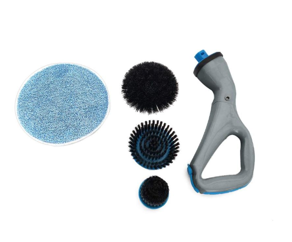 HURRICANE™ - 2019 New All-In-One Muscle Scrubber - Works On All Surfaces Fast & Easy