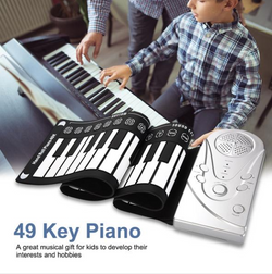 PianoLite™ - Portable Electronic Piano With Speaker - Play Piano Anywhere