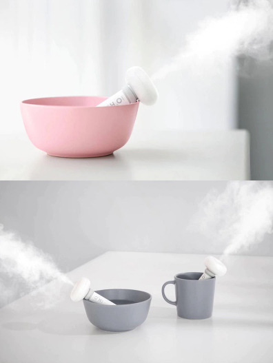 FreshMist™ - USB Portable Mini Donut Humidifier - Keep Your Skin Healthy & Vitality