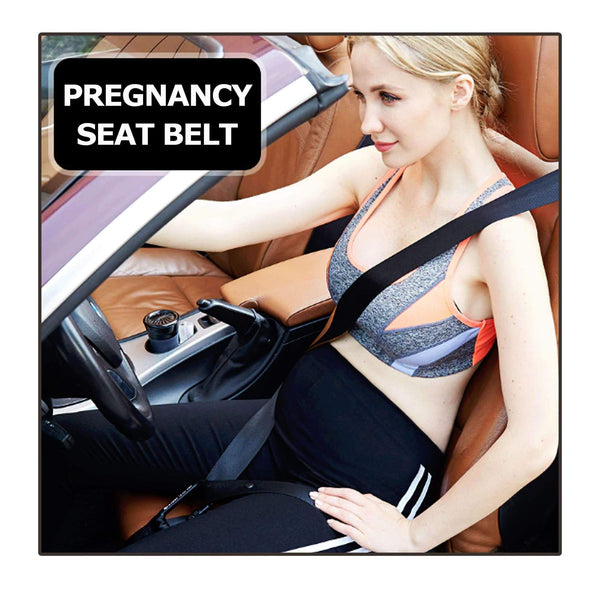 BeSafe™ - Pregnancy Seat Belt - Protects Both Mother and Child