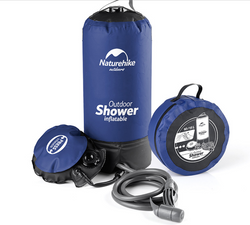 OwShower™ - Portable Pressure Shower - Shower Anywhere Anytime