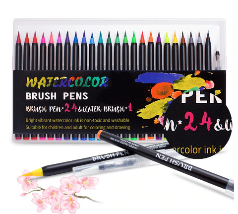 ARTWORK™ - Watercolor Brush Pen Sets - The Best Tool For
