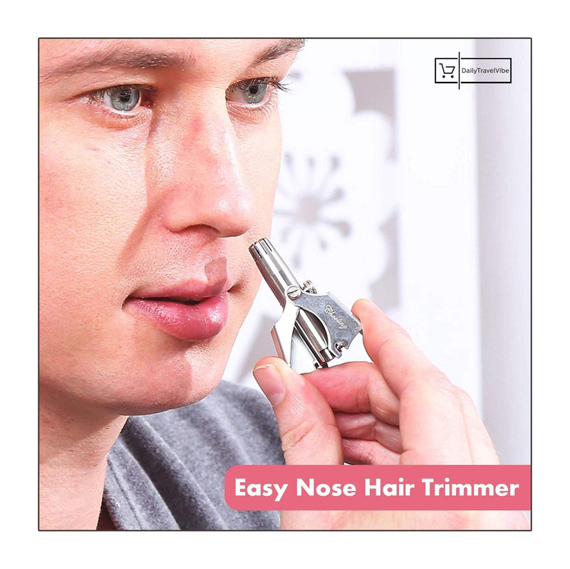 NOOSE™ - Easy Nose  Hair Trimmer -  Trim your nose hair in seconds