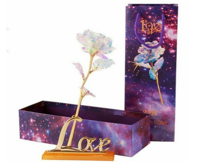 Rosy™ - Galaxy Rose - Everlasting Like Your Love