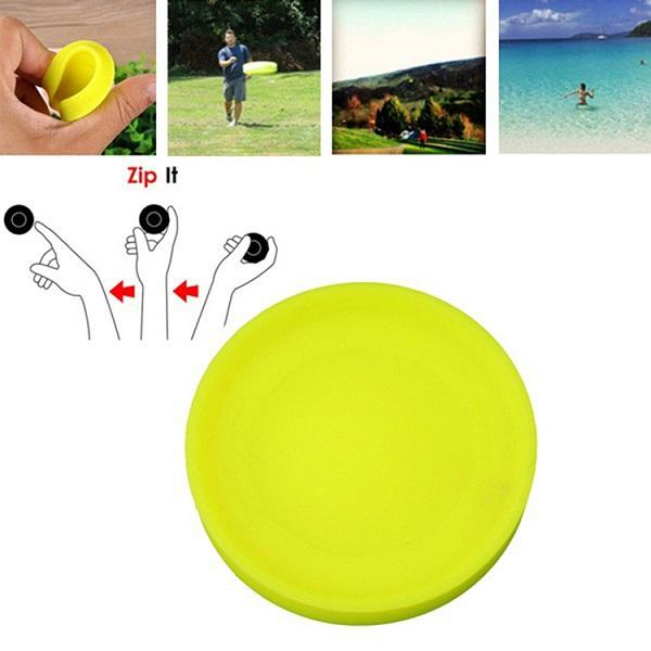 MiniFrisbee™  - A New Spin on the Game of Catch - Run, Jump, Throw & Catch on