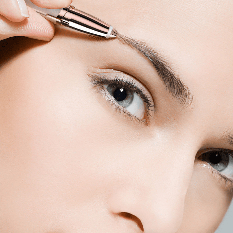 REMOV™ - Flawless Brows Precision Trimmer - Maintain Perfect Eyebrows Anywhere & Anytime