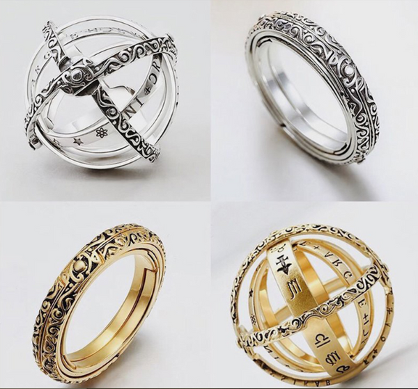 ASRIN™  - Astronomical Ring - Closing is Love, Opening is The World
