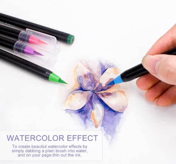 ARTWORK™ - Watercolor Brush Pen Sets - The Best Tool For Watercolor Painting