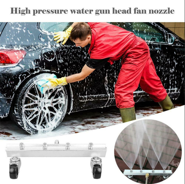 SNOZZLE™ - Automobile Chassis &  Road Cleaning Nozzle - Clean Your Car In a Flash