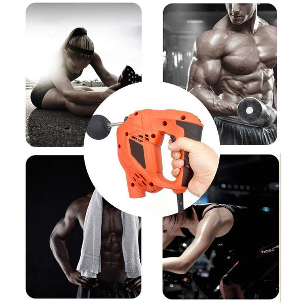GunRecover™ - 6-Speed Deep Muscle Massage Gun - Relax & Recover Your Muscles Pain