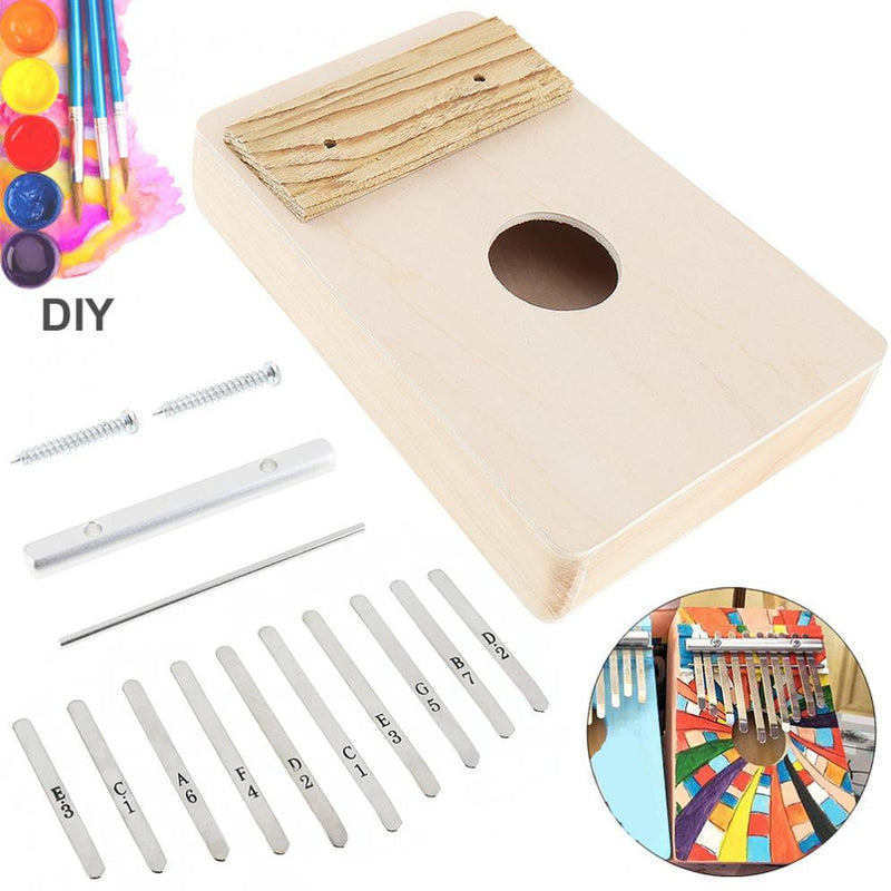 DIY Kalimba Kit - iMELODY™ - Thumb Piano - Explore Your Music & DIY Talent