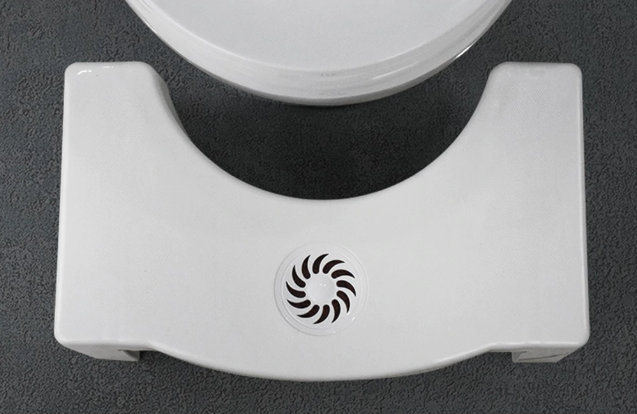 WC-Stool™ - Folding Multi-Function Toilet Stool - Make Potty-Time More Comfortable