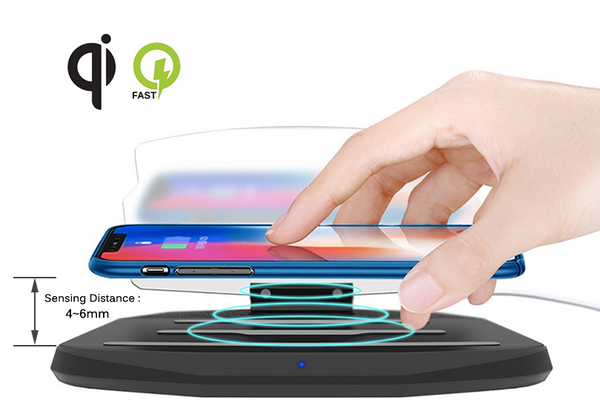 HitTheRoad™ - 2-IN-1 Wireless Charging HUD Car Navigator - The Last Navigator You Will Use