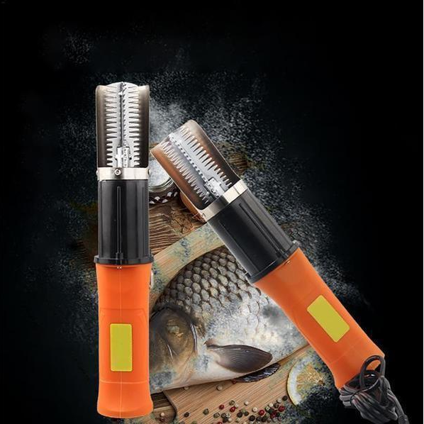 FREMOVE™ - Electric Fish Scaler Brush - Remove Fish Scales Instantly
