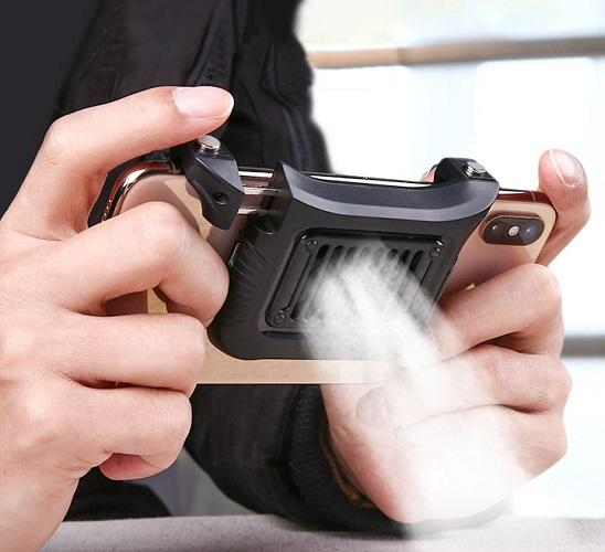 LEGENDARY™ - Mobile Phone Gaming Cooling Pad -Born for mobile games