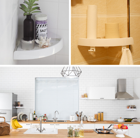 AIRSPACE™  Storage Holder Shelves  - Rearrange your space