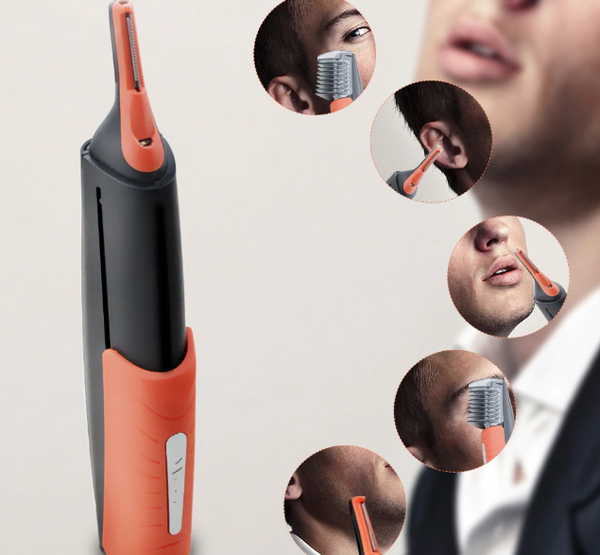 SuperTrimmer™ - Multi-functional All-in-one Hair Trimmer - To Be Your Own Barber