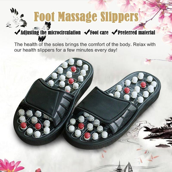 FootRelax™ - Foot Massage Slippers - Enjoy a Comfort Foot Massage at Home