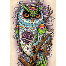 Load image into Gallery viewer, Forest Owl- 5D™ Diamond Painting Kit - Jenra Store