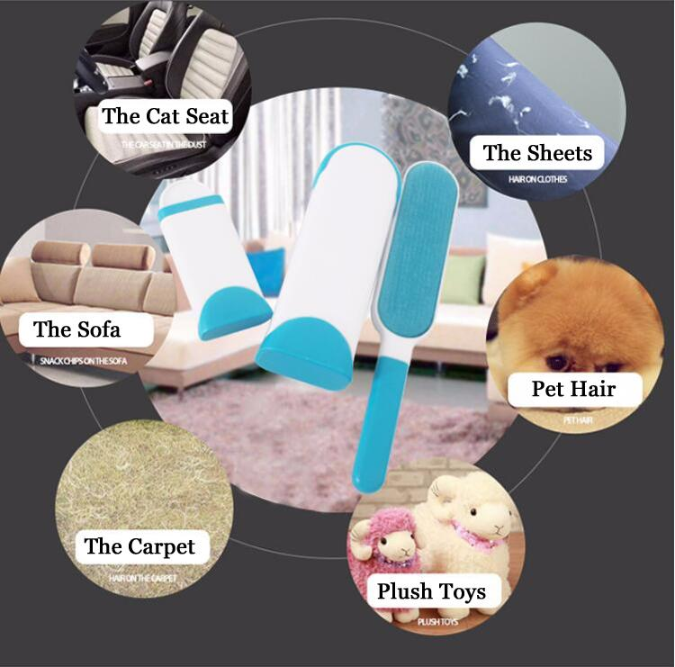 Pet Hair Removal Brush - Jenra Store