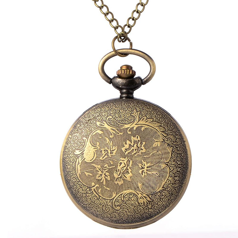 Steampunk Mechanic Pocket Watch - Jenra Store