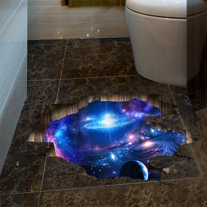 Space™ - 3D Galaxy Sticker Ltd - Jenra Store
